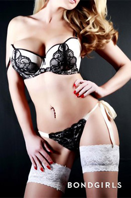 Jemma The Bond Girls escort