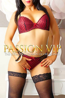 Hollie PassionVIP escort